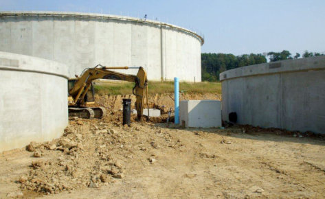 Furmano Foods Wastewater Treatment Plant