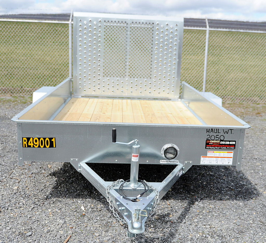 Box Trailer Rental