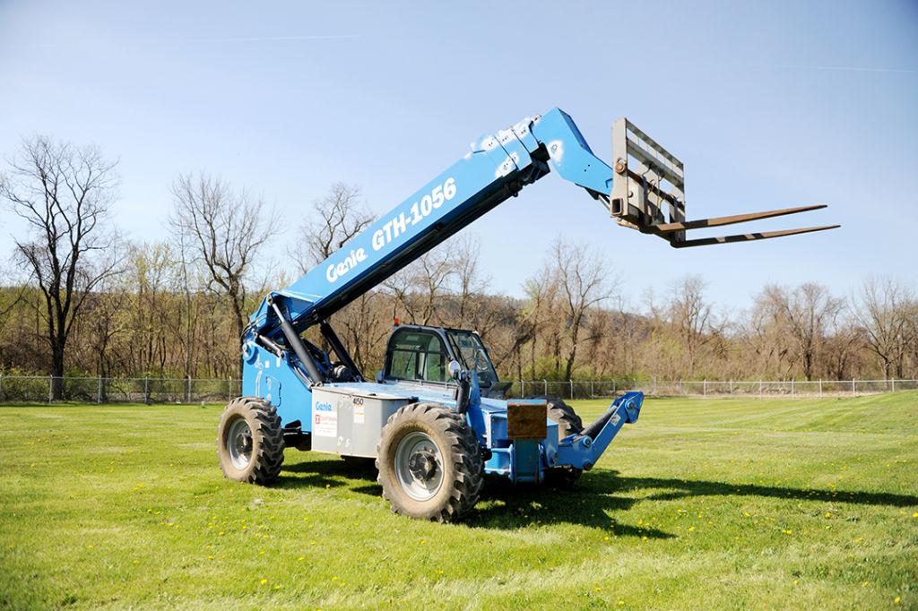 Genie GTH-1056 Telescoping Forklift Rental